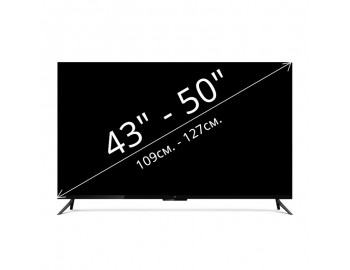"Телевизоры от 43"" до 50"" дюймов"